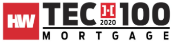 2020 Housing Wire Tech 100 winner logo