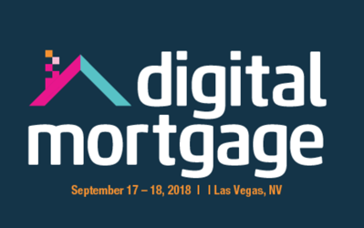 Digital Mortgage Conference 2018 logo