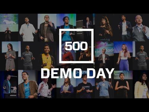 26. 500 startups demo day -2